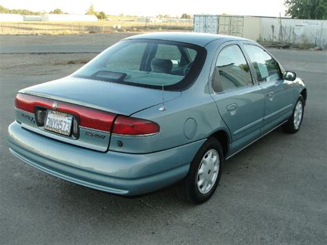 1996 mercury mystique information and photos momentcar