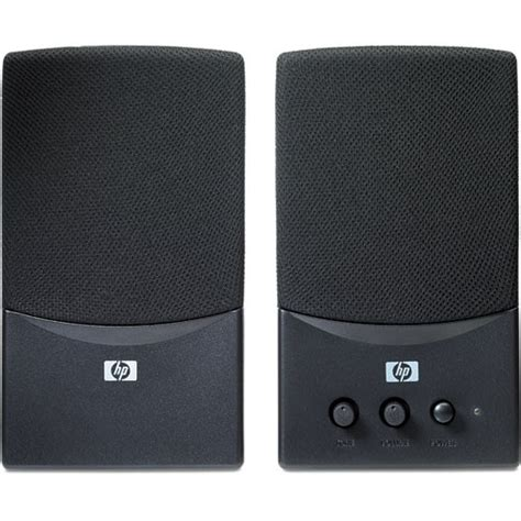 Speaker Laptop Hp hp multimedia speakers usb gl313aa b h photo