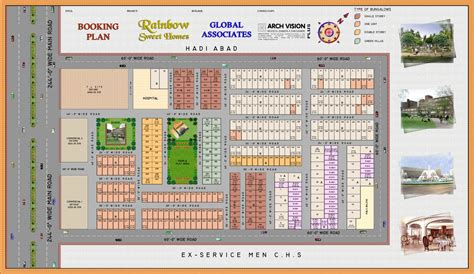 rainbow sweet homes 120 sq yards one unit bungalow rainbow sweet homes bungalows karachi city