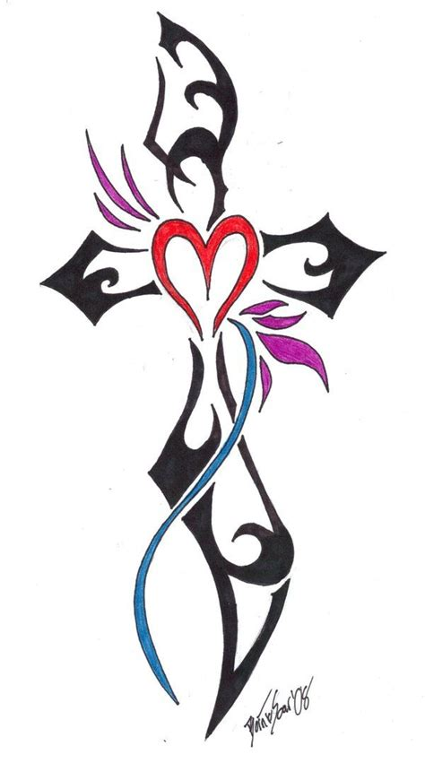 one love tattoo kings cross 17 best ideas about tribal cross tattoos on pinterest