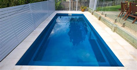 in ground lap pool fibreglass pool shells range and designs