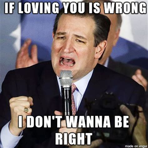Cruz Meme - ted cruz obfuscates extramarital affairs blames trump for