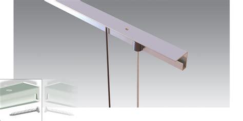 estuff picture hanging c rail ceiling system
