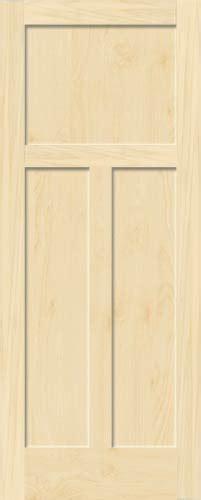 birch interior doors birch mission 3 panel wood interior doors homestead doors