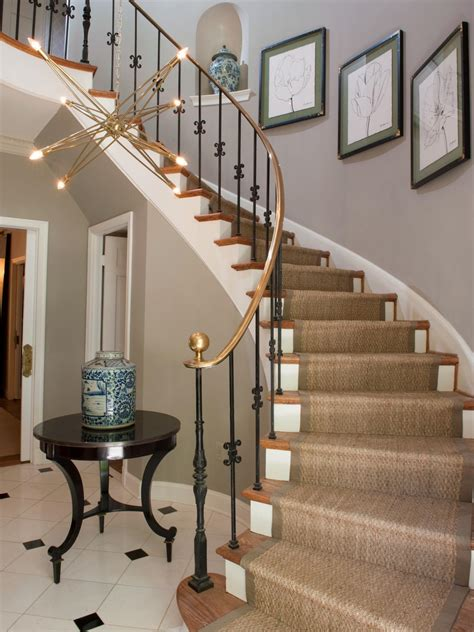 Winding Staircase Design Photos Hgtv