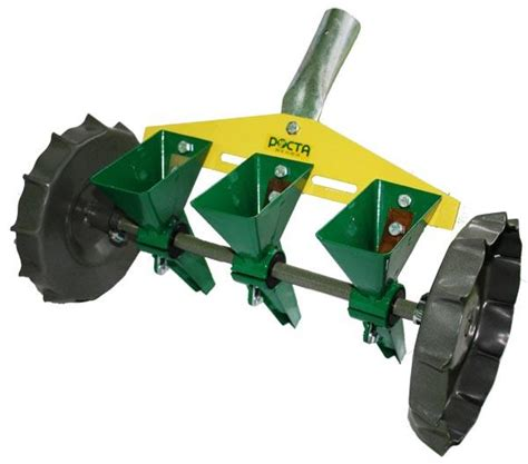 garden seeder planter seeders row planter lawn vegetables