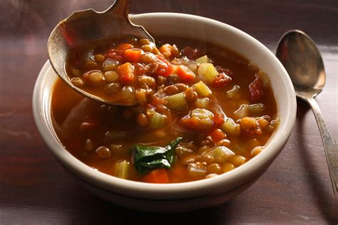 Best Potluck Main Dish Recipes - 29342 basic lentil soup 3000x2000 jpg