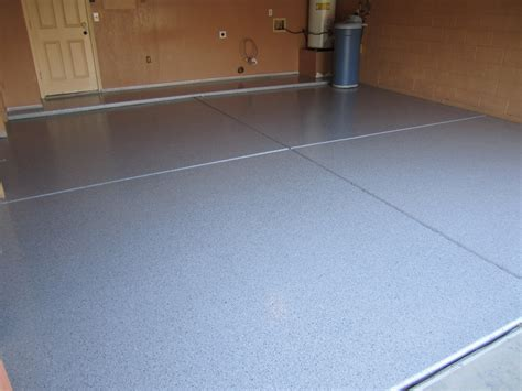 garage flooring grey epoxy arizona garage solutions