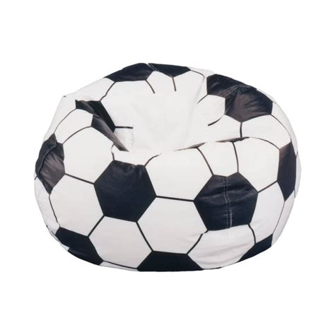 soccer bean bag chair 11 cool sports chairs for toddler boys