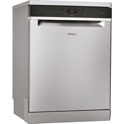 best whirlpool dishwasher whirlpool supremeclean wfo 3t323 6p x dishwasher in