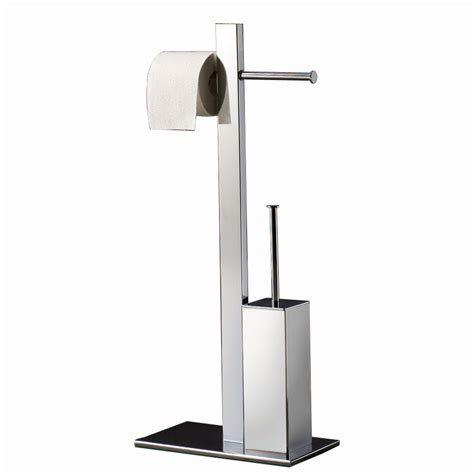 paper stand holder shop nameeks gedy chrome freestanding floor toilet paper