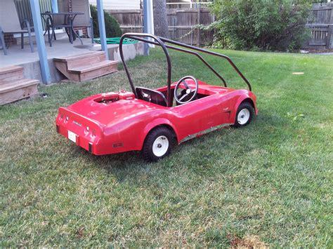 c3 corvette minicar go kart corvetteforum chevrolet
