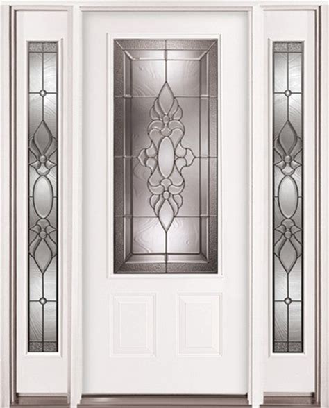 Entry Doors With Sidelites by Robert S Doors Special Orders