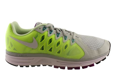 nike wide width running shoes nike womens zoom vomero 9 running shoes wide width