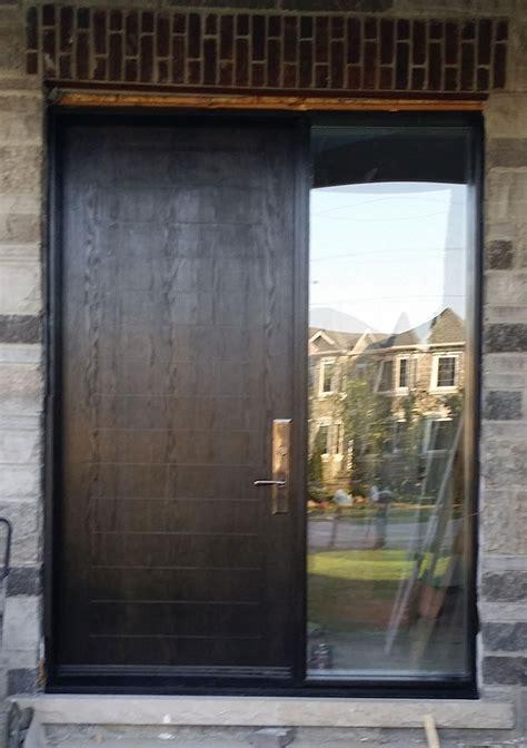 modern fiberglass rustic door  multipoint lock