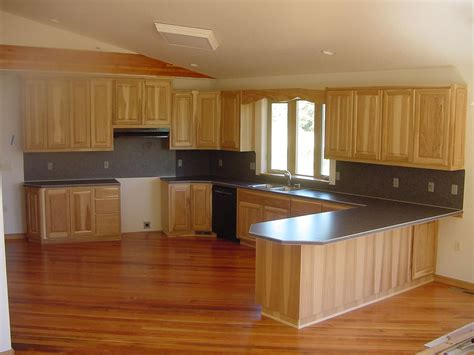Hand Made Hickory Kitchen by Artisan Woodcraft, Inc