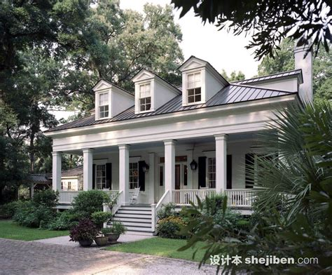 low country house plans with wrap around porch 欧式别墅外观装修图片大全 设计本装修效果图
