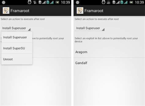 how to use framaroot apk root android how to root android rooting guides and tutorials