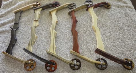 How To Make Handmade Bows - image gallery compound bow