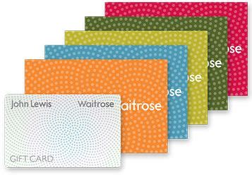 John Lewis Gift Cards - john lewis partnership gift cards and wallets