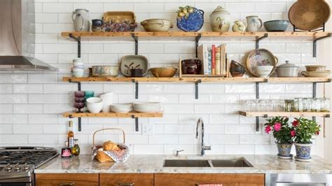 kitchen shelving ideas in bination with open and closed lifestyle archives sneakerbarde