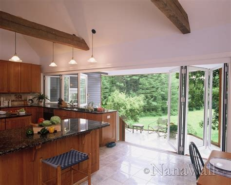 a simple outdoor kitchen that matches the indoor kitchen 1000 images about indoor outdoor kitchen on pinterest