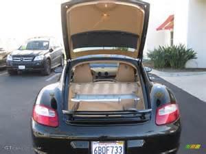 Porsche Cayman Trunk 2008 Porsche Cayman Standard Cayman Model Trunk Photo