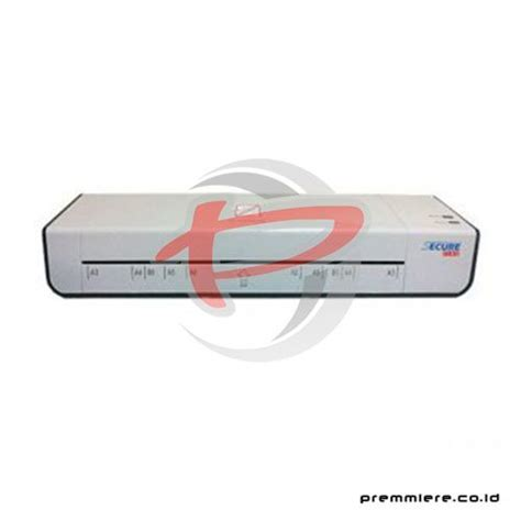 Mesin Laminating Secure Compact A4 mesin laminating