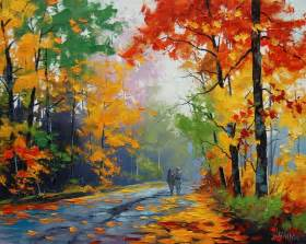 Landscape Pictures For Acrylic Painting Paintings Of Nature Landscape Paintings The Name Says