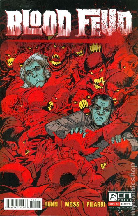 Blood Feud blood feud 2015 oni press comic books