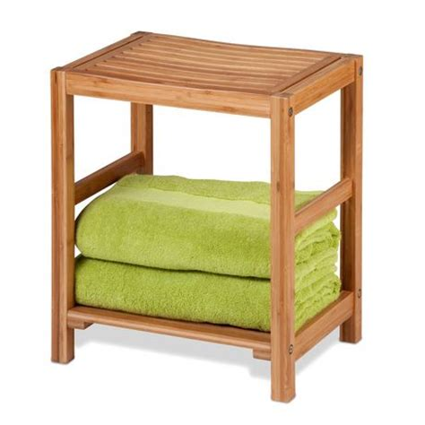 bamboo spa bench honey can do bamboo spa bench walmart ca