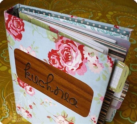 Handmade Recipe Book Ideas - marysza handmade goods made with cookbook