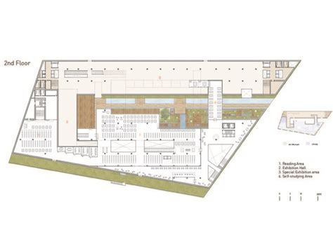 cultural center floor plan taichung city cultural center competition entry hyunjoon