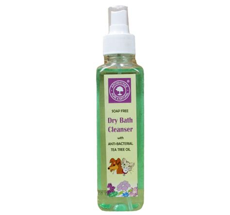 dog sprayer for bathtub aromatree dry bath cleanser spray for dog cat 240 ml dogspot online pet supply