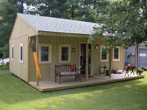 shed for backyard man cave or woman cave or just a time out shed for