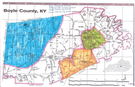 ky map forms boyle county schools district