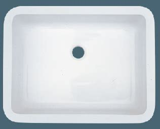 Solid Surface Undermount Sinks by As503 18 Quot X 14 Quot X 5 Quot Single Bowl Undermount Solid Surface