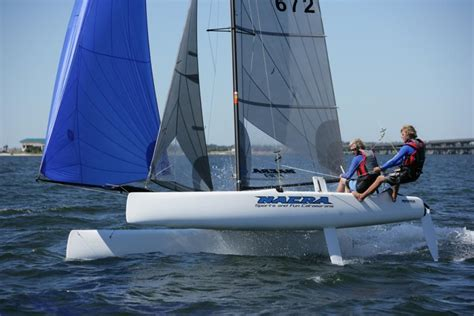 catamaran nacra nacra f18 east coast sailboats