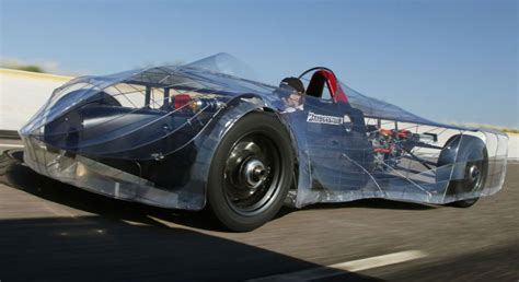 Ultra Light Cer by Students Develop World S Most Efficient Zero Emissions Car