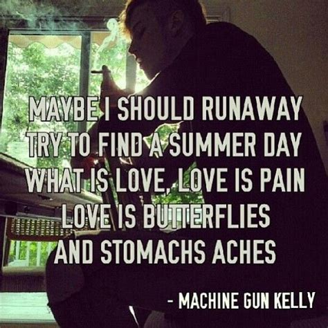 songs like swing life away swing life away mgk quotes quotesgram