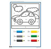 Colour By Numbers TESEarlyYears  Teaching Resources Tes