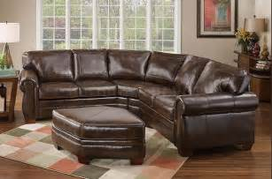 Leather Sofa Sectionals Plushemisphere Leather Sectional Sofas For Modern Living Room