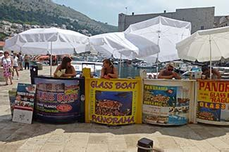 glass bottom boat tour dubrovnik dubrovnik cable car ride l austral cruise photos