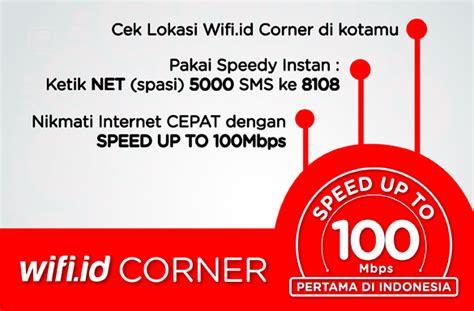 Wifi Telkom Indonesia telkom wifi wifi id corner