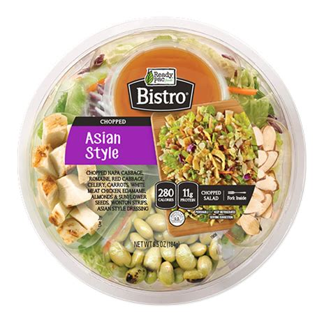 bistro 174 on the go salads ready pac