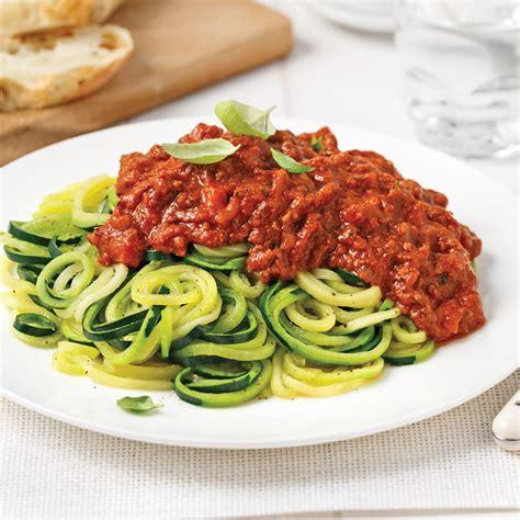 comment cuisiner la courgette spaghetti 28 images