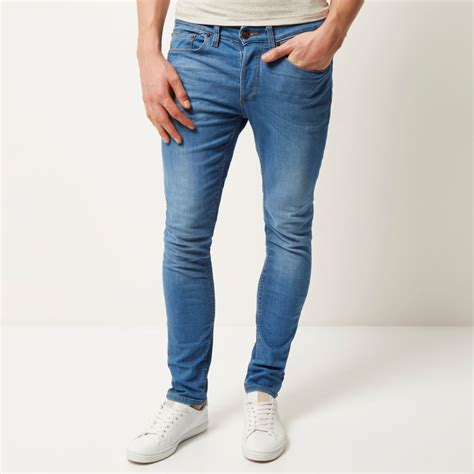 light blue wash jeans mens light blue wash sid skinny stretch jeans skinny jeans