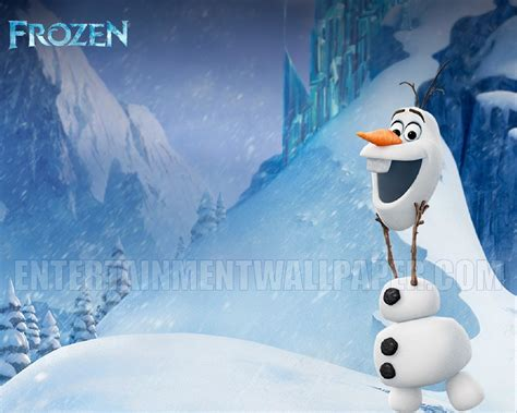 wallpaper frozen olaf olaf wallpaper frozen wallpaper 37370207 fanpop