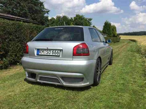 Audi A3 Tuning Kaufen by Audi A3 8l 1 6 Nur 98 000 Km Rieger Tuning Tolle