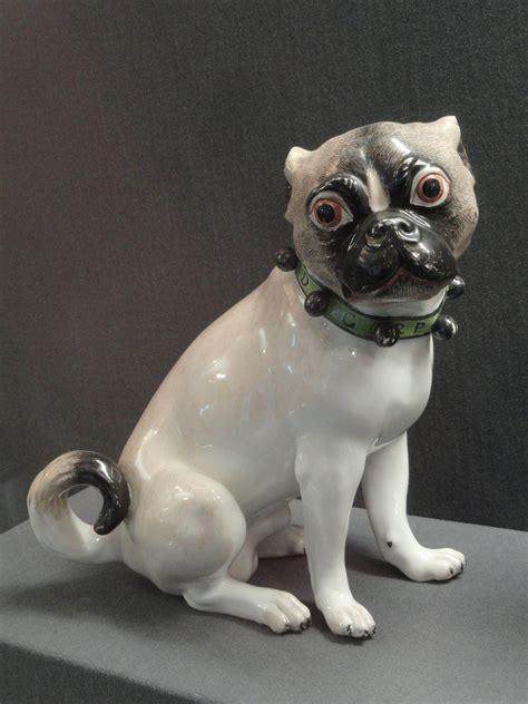 pug abuse meissen porcelain dogs images